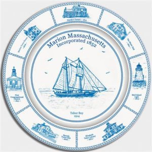 Marion Plate | Sippican Woman's Club